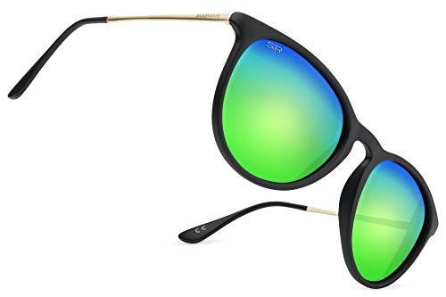 Shady Rays Polarized Sunglasses for Women Villa ()