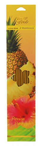 Incense Pineapple - Forever Florals Hawaiian Incense Sticks 4 Packs Passion Pineapple