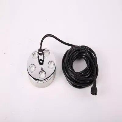 Ultrasonic Mist Maker Fogger 5 Head Humidifier + Transformer 1500ml/h