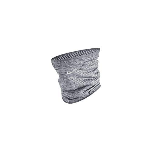 Nike Running Convertible Neck Warmer Gray L/XL