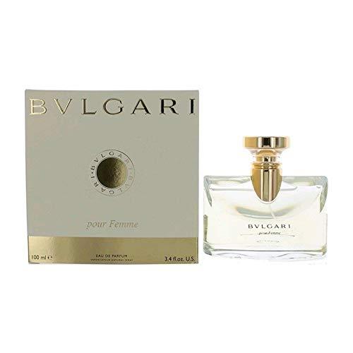 Bvlgári Pour Femme Eau de Parfum Spray for Women 3.4 OZ. ()