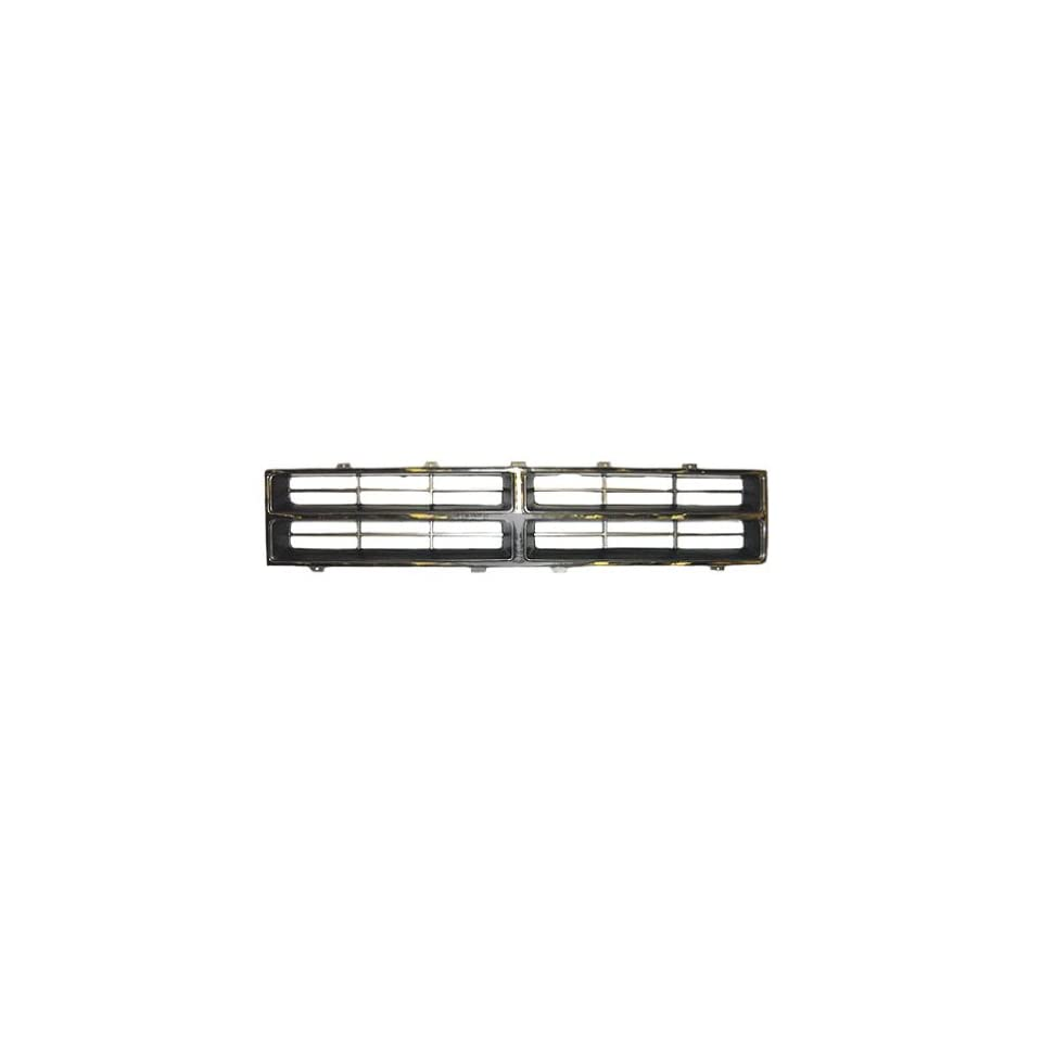 OE Replacement Dodge Pickup/Ramcharger Grille Assembly (Partslink Number CH1200103)