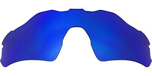 Zero Replacement Lenses For Oakley Radar EV Path Sunglasses Blue - Replacement Oakley Lenses Zero