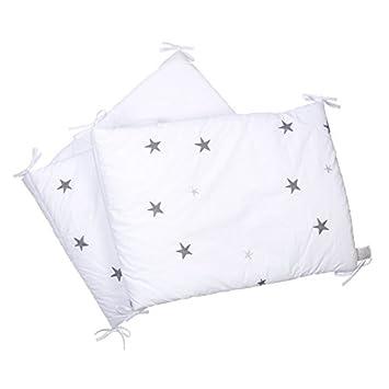 tour de lit bébé amazon Tour de lit bébé Etoile gris: Amazon.fr: Cuisine & Maison tour de lit bébé amazon