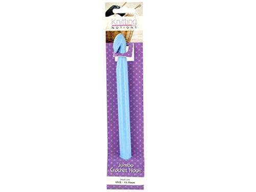 Jumbo Plastic Crochet Hook - Pack of 48 by bulk buys