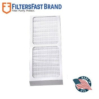(FiltersFast Compatible Replacement for Hunter 30962 QuietFlo HEPA Purifier Filter)