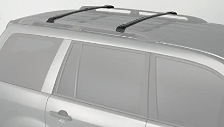 Elegant BRIGHTLINES 2003 2008 Honda Pilot Cross Bars Roof Rack OE Style