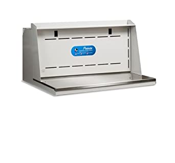 24 W x 25.7 D x 18.75 H 24 W x 25.7 D x 18.75 H Labconco Protector 3410022 Stainless Steel Downdraft Powder Station with Schuko Power Cord and Plug 50//60 Hz 230 V