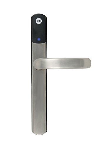Yale Conexis L1 Smart Door Lock Chrome Buy Online In