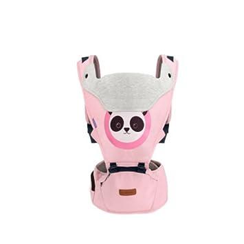 Porte-bébé Sac à dos Hip Assise ergonomique Motif Avant et Arrière Porte- bébé 1f378e62a46