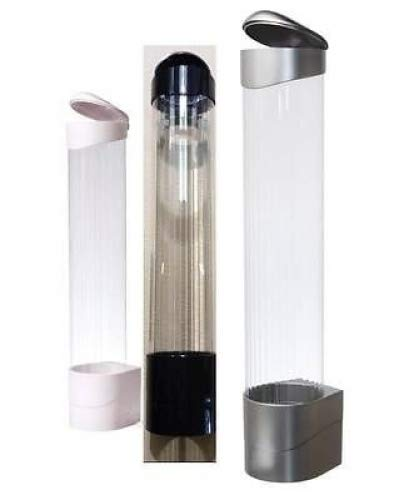 Silver Plastic Water Cooler Dispenser For Plastic Or Paper Cups, Magnetic Type Attachment A/C