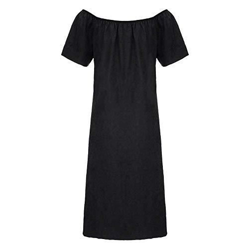 Vestido Midi Off Shoulder | Mumo | Preto | P