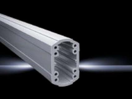 Rittal CP 6212.200 Bandeja porta - Cable (Bandeja portacables recta, Aluminio, Aluminio,