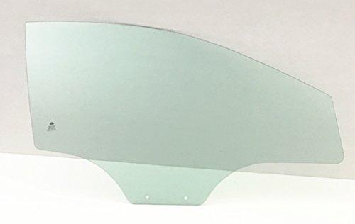For Hyundai Accent Sedan & Hatchback Passenger/Right Side Front Door Window Replacement (Hyundai Accent Sedan)