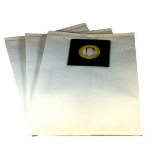 Replacement Disposable Capture Bags for Sweep-Away Cabinet Vacuum. Package of 3 Bags.