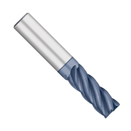 USA Made 3 Overall Length 5 Flute 1//2 Shank Alcro-Max Coated.060 Corner Radius Kodiak Cutting Tools KODIAK250529 High Performance VI-Pro Variable Solid Carbide Index End Mill 1 Length of Cut