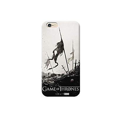 Funda Carcasa Cover TPU para Todos los Modelos de Apple iPhone x 8 7 6 6 Plus 5 5s 4 4s 5c si - AN35 Juego de Tronos, EL iPhone 6 Plus
