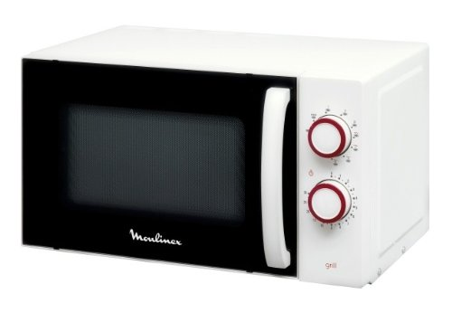 Moulinex MO20MG Encimera 20L 800W Color blanco - Microondas ...