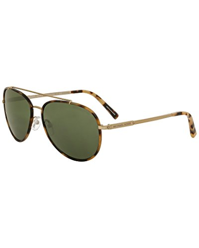 Michael Kors Womens Women's Mk1019 59Mm Sunglasses, - Mirrored Kors Michael Aviators