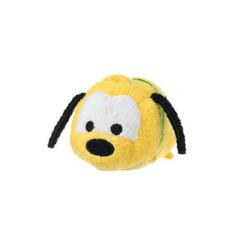 Amazon.com: Disney-Pluto Tsum Tsum Peluche-Mini - 3 1/2 by Disney: Toys & Games