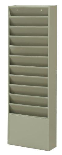 freestanding literature rack - 8