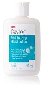 3M Health Care 9215 Cavilon Moisturizing Hand Lotion, 2 oz. Volume (Pack of 48)