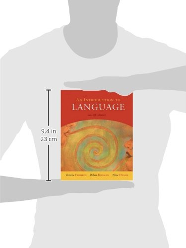 An Introduction to Language by Thomson/Heinle
