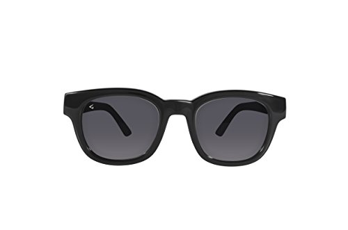 GHNDY Italy Made Unisex Polarized Wayfarer Sunglasses (Dylan, - 22 50 Wayfarer