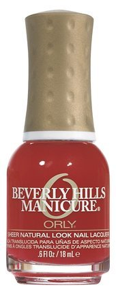 Orly French Manicure Collection French Manicure Collection - Beverly Hills Plum - 0.5 oz