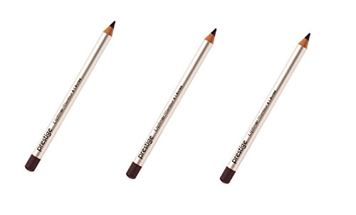 Lot of 3 pcs Prestige Classic Lip Liner 04 oz (05 Eggplant) 0.04 Ounce Lip Pencil