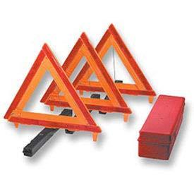 - Cortina 95-03-009 3 Piece Triangle Warning Kit