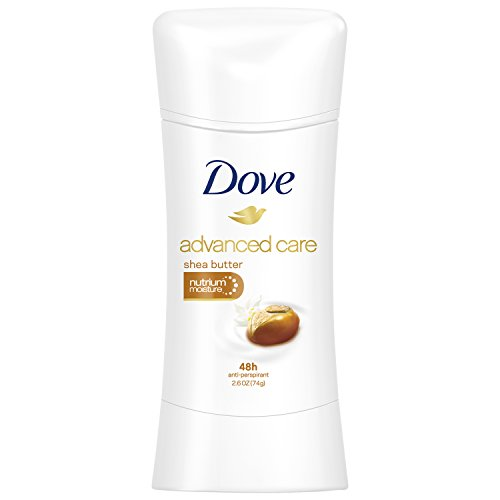 Dove Advanced Antiperspirant Deodorant Butter