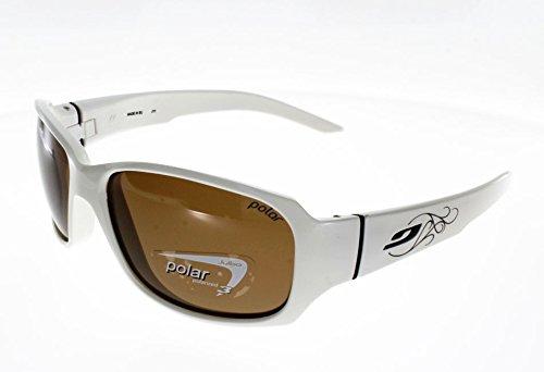 Julbo Alagna Blanc/Noir Polar - Sunglasses Noir