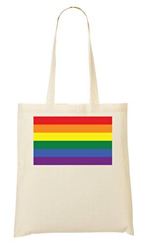 Tout Lgbt Flag À Sac Sac Rainbow Provisions Fourre SrIH4rq