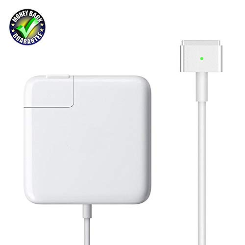 Mac Book Pro Charger,Peplacement for MacBook Pro Charger with 13 Inch Retina Display Ac 60W Magsafe 2 Power Adapter (Mac Adapter 60w)
