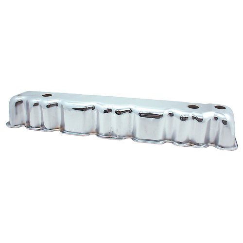 Spectre Performance 5245 Chrome Valve Cover for AMC/Jeep 6 Cylinder American Motors Valve Cover