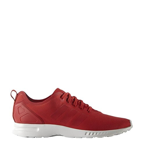 Smooth Flux De Adidas W Zx Red Running Mujer Zapatillas Para TEvxq1w