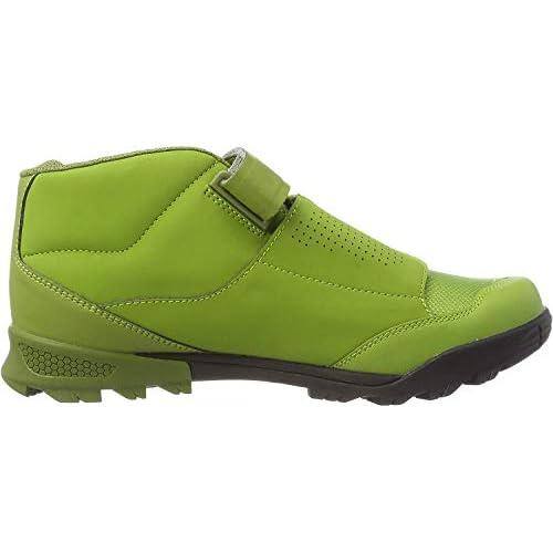 chollos oferta descuentos  barato vaude am downieville mid zapatillas de ciclismo montaña unisex adulto verde holly green pepper 470 42 eu