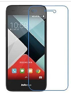 Lively Premium Tempered Glass For Infocus M350 Screen guards