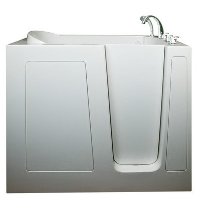 Deep High Air and Hydrotherapy Massage Whirlpool Walk-In ...