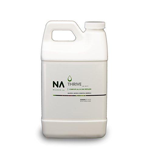 (NilocG Aquatics | Thrive All-In-One Liquid Fertilizer| 2000 mililiter  Refill)