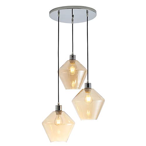 3 Lamp Pendant Lighting in US - 7