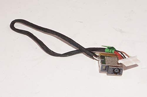 FMB-I Compatible with 799749-S17 Replacement for Hp DC in Jack Cable 17-AE165NR