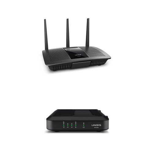 Linksys MAX-STREAM AC1900
