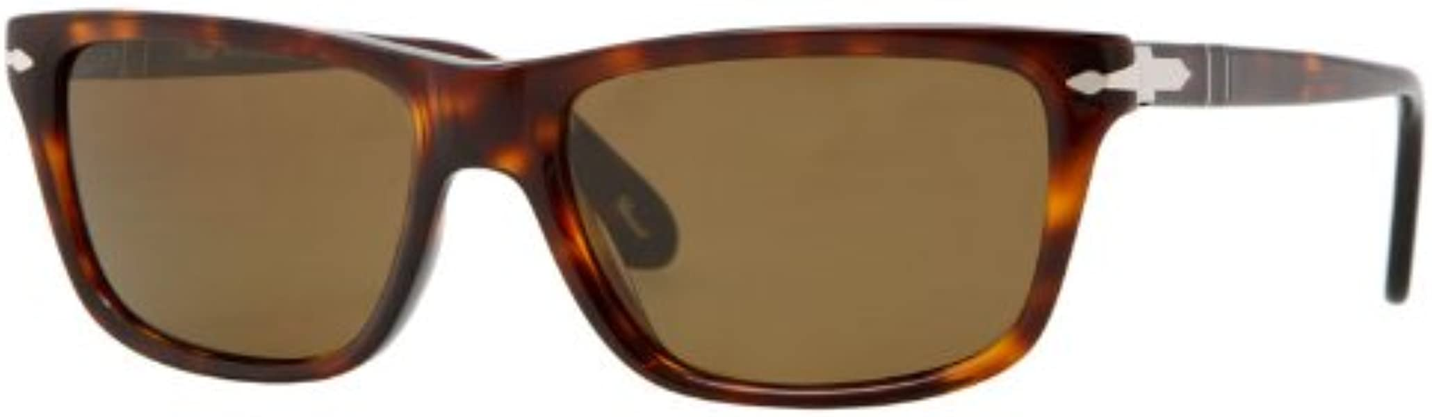 a88f70ce13 Persol Sunglasses PO 3026S 24 57 Havana   Crystal Brown Polarized Frame  Size  55mm