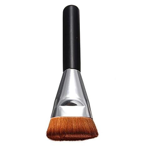 ACE New Fashion Professional Cosmetic Pro 163 Flat Contour Brush Big Face Blend Makeup Brush Hot Worldwide