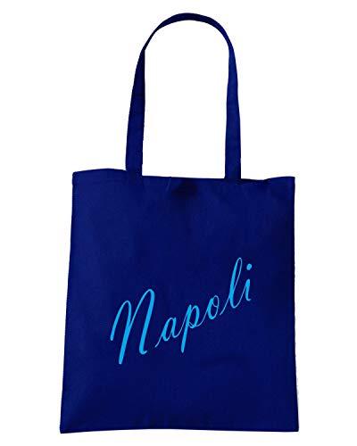 Shirt Shopper Navy PRODUCTS TSTEM0113 NAPOLI Borsa Speed Blu pCEqqd