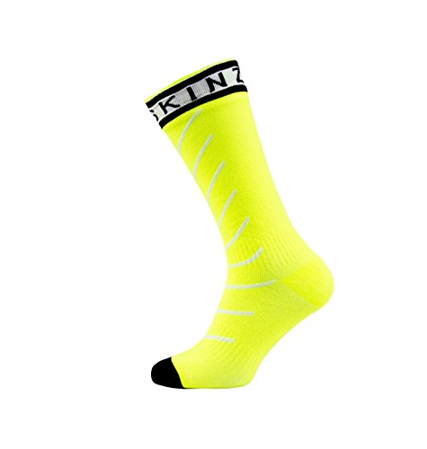 Amarillo Waterproof Length Skinz Hombre Ankle Calcetines Seal wSYq7AA