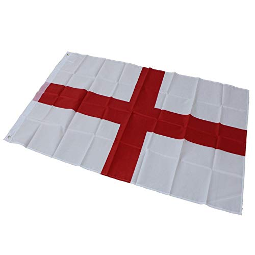 Flag Boxer - 3x5 Ft Country England Flag Cross Of St George English National Banner Indoor Outdoor 90 150cm - Boxers Flag Briefs Link Sock Boxer American Shorts Robe Cross ()