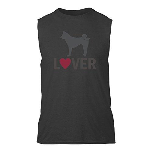 Akita LOVER LOVIN T-Shirt senza maniche